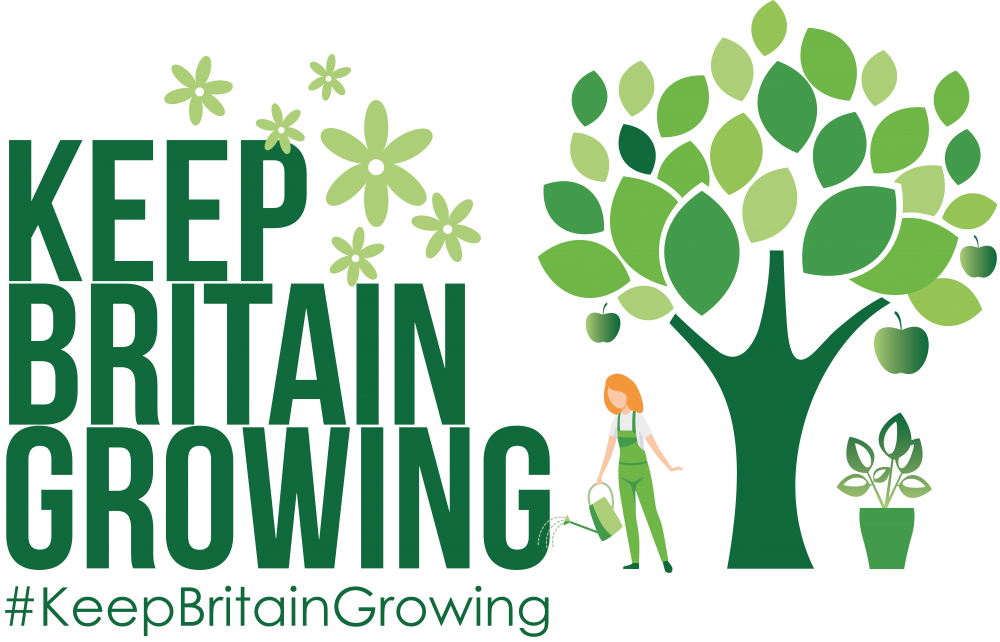 Keep Britain Growing logo